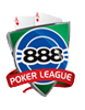 Go to the 888 Poker League